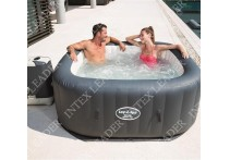 54138 СПА-бассейн BestWay Lay-Z-Spa Hawaii HydroJet Pro 180х180х71 см, на 4-6 человек